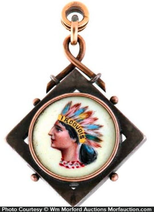 Iroquois Brewery Watch Fob