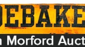 Studebaker Wagons Sign