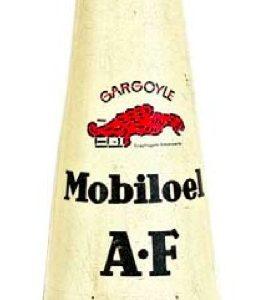 Gargoyle Mobiloel Af Oil Can