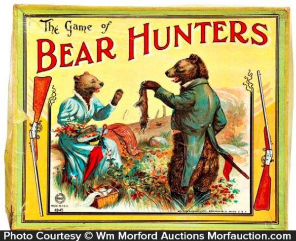Bear Hunters Game
