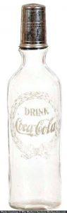 1910 Coca-Cola Syrup Bottle