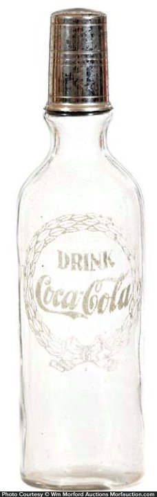1910 Coca-Cola Syrup Bottle