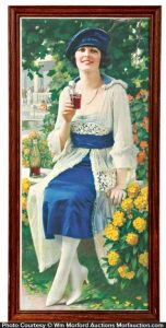 1921 Coca-Cola Calendar