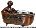 Kercher Baths Inkwell