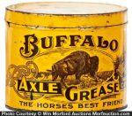 Buffalo Axle Grease Can