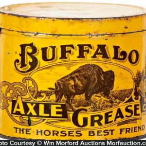 Buffalo Axle Grease Can