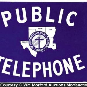 Southwestern States Telephone Sign