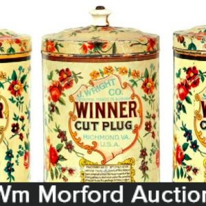 Winner Tobacco Canisters