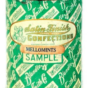 Satin Finish Mellomints Sample Tin