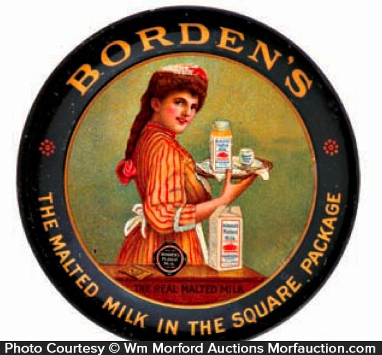 Borden's Tip Tray