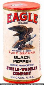 Eagle Spice Container