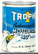 Trophy Oil Can
