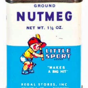 Little Sport Spice Tin