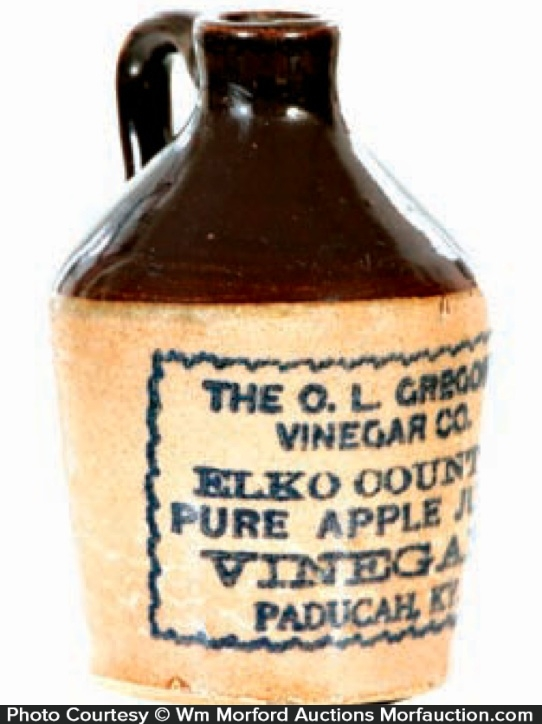 Miniature Vinegar Jug