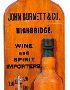 Burnett Highbridge Whiskey Thermometer
