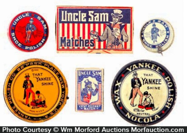 Uncle Sam She Polish Lot