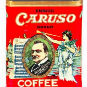 Caruso Coffee Can