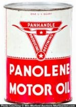 Panolene Oil Can