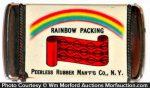 Peerless Rainbow Packing Match Safe