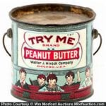 Try Me Peanut Butter Pail