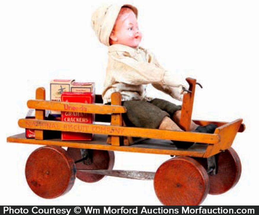 Nabisco Wagon Toy