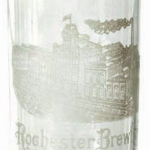 Rochester Brewing Company Glass