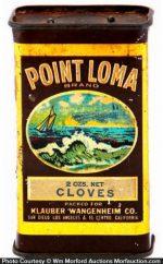 Point Loma Spice Tin