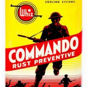Whiz Commando Tin