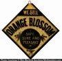 Orange Blossom Sign