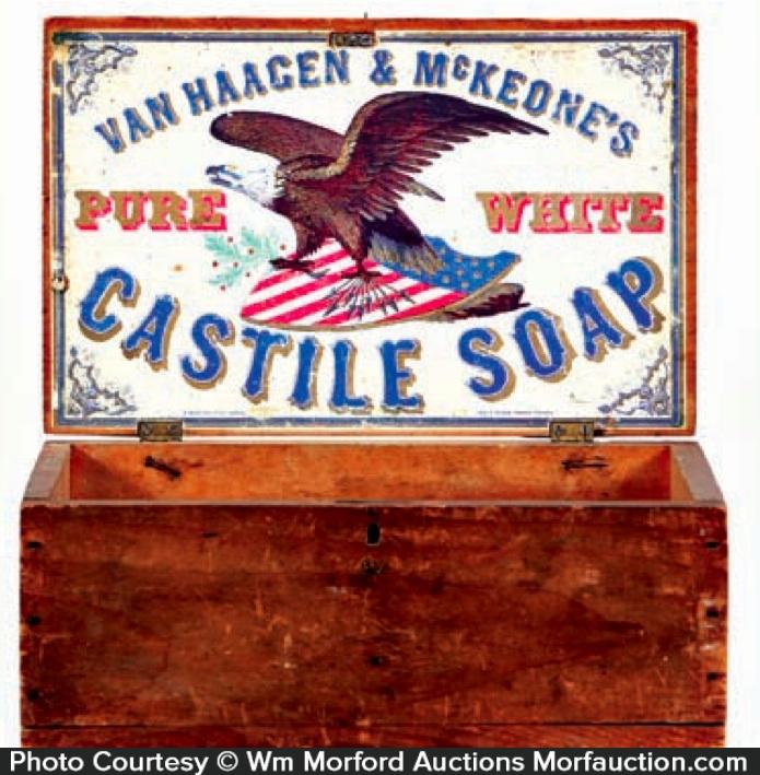 Castile Soap Box