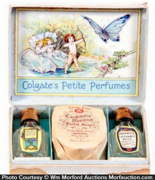 Colgate Petite Perfumes Box