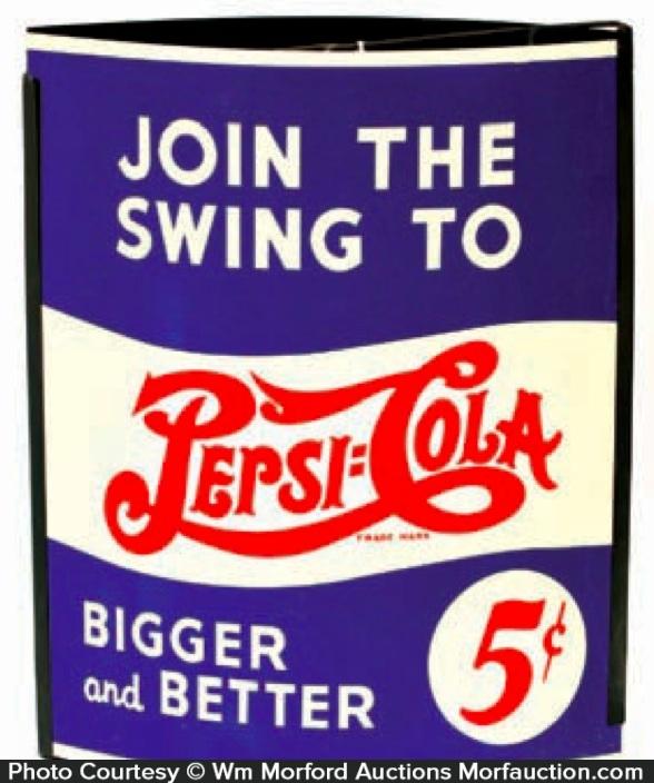 Pepsi String Holder