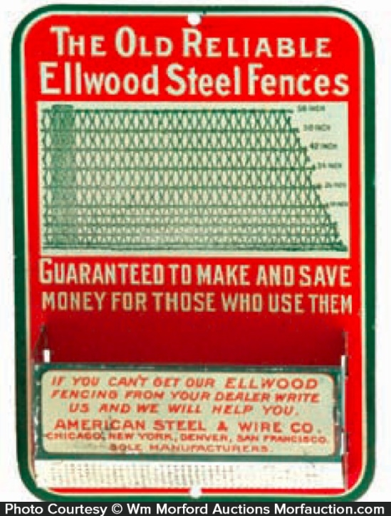 Ellwood Fences Match Holder