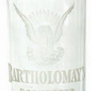 Bartholomay Beer Glass