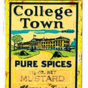 College Town Spice Tin