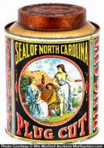Seal Of North Carolina Tobacco