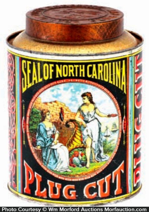 Seal Of North Carolina Tobacco