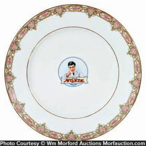 Moxie Plate