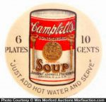 Campbell's Soup Mirror