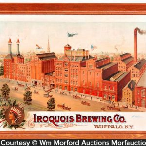 Iroquois Brewing Sign