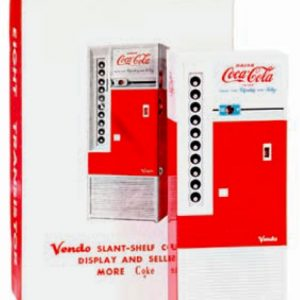 Coca-Cola Vending Machine Radio