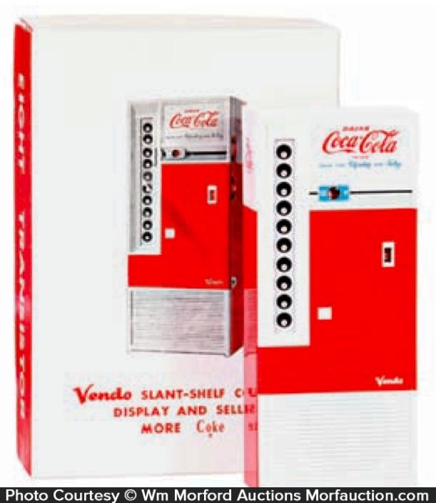 Coca-Cola Vending Machine Radio