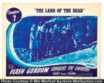 Flash Gordon Lobby Card