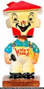 Happy Homer Bobblehead