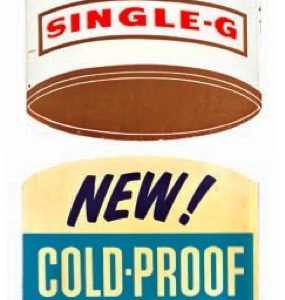 Gulfpride Single-G Sign