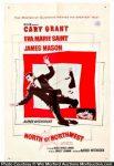 North By Northwest Movie Poster