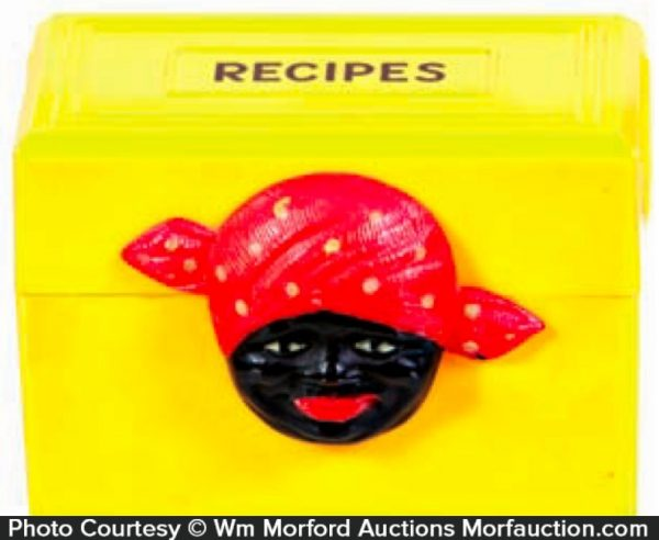 Aunt Jemima Recipe Box
