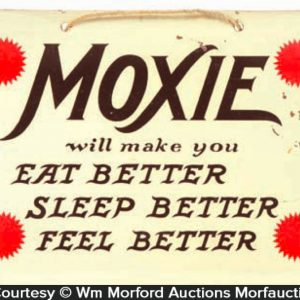 Moxie String Sign