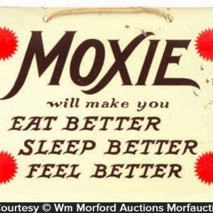 Moxie String Sign