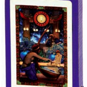 Maxfield Parrish Egypt Playing Cards